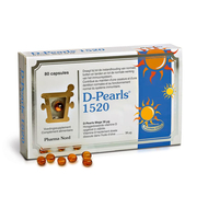 D-Pearls 1520 capsules 80st