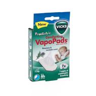 Vicks Vapopads VBR7E romarin et lavande 7pc