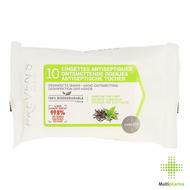 Preven's Preven's lingettes a/septique the vert pocket 10 10pc