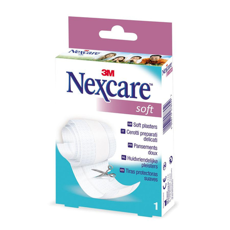 Nexcare Soft Plasters Band 1st