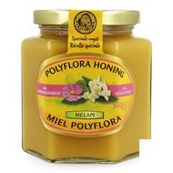 Melapi Miel polyflora + gelée royale 500gr
