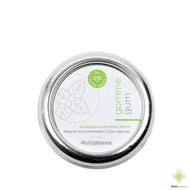 Multipharma Gomme sans sucre eucalyptus/menthe