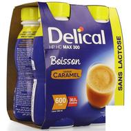 Delical Max 300 caramel 4x300ml