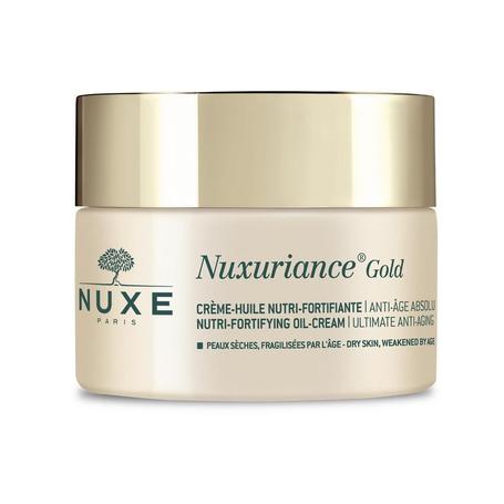 Nuxe Nutri-Versterkende Crème Olie Nuxuriance Gold 50ml