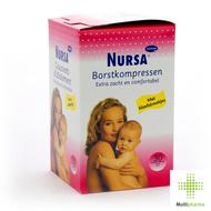 Nursa borstkompr.nst. tape 30 p/s