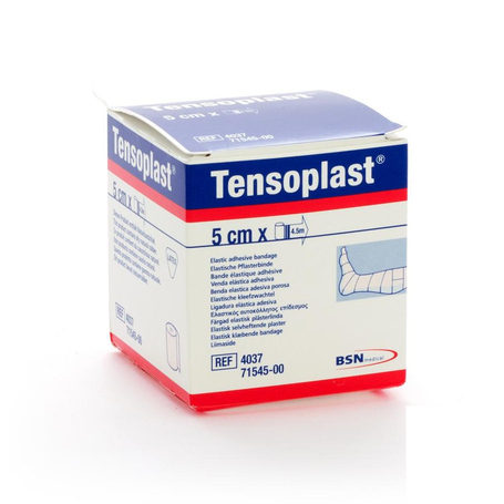 Tensoplast band. 4037 5 cmx2,75m