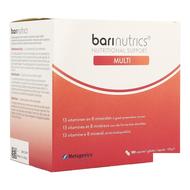 Barinutrics multi caps 180 nf