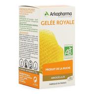Arkogelules Gelée Royale Bio caps 45
