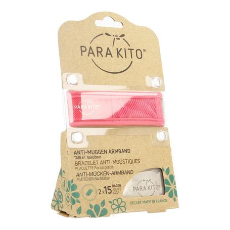 Para'Kito Anti-muggen armband fuchsia 1st