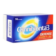 Omnibionta-3 defense pot comp 90