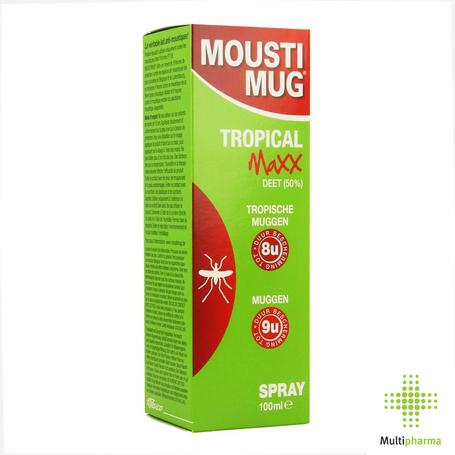 Tropical Maxx 50% Deet Spray