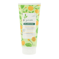 Klorane Junior Shampoo ontwarrend perzik 200ml