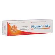 Piromed 0,5% Gel 50gr