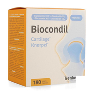Trenker Biocondil tabletten 180st