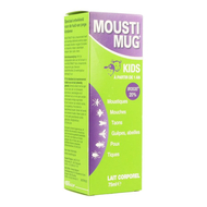 Moustimug Kids lichaamsmelk 75ml