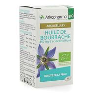 Arkogelules Bio Huile bourrache 60caps
