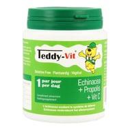 Teddy vit echinacea+propolis+vit c gomme ours 50