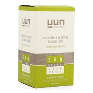 Yun SKN Hydra+ Gezichtscrème gevoelige en droge huid 50ml