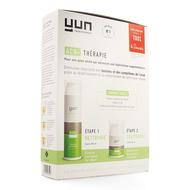 Yun ACN+ Thérapie contre acné pour peaux sensibles 2pc