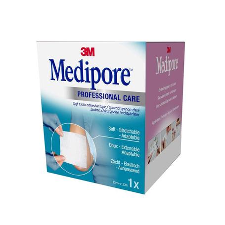 3M Medipore Sparadrap Chirurgical 10cm X 10m