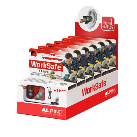 Alpine worksafe bouch.oreille new 1p