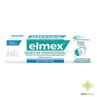 Elmex® sensitive professional gentle whitening tube 75ml