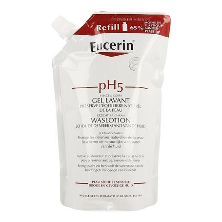 Eucerin Refill pH5 Waslotion 400ml