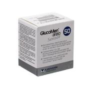 Glucomen Areo sensor teststrips 50st