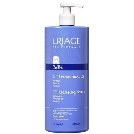 Uriage Bébé 1ste wascrème 1l