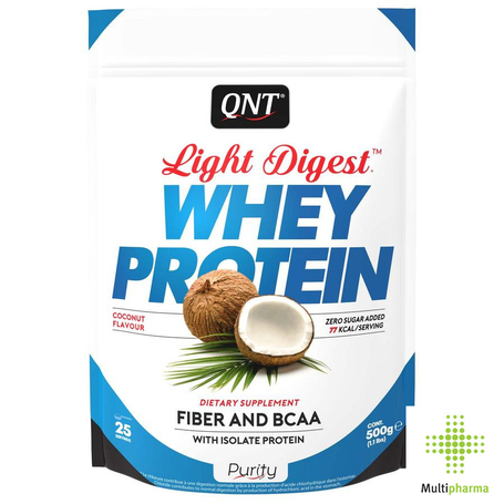 Light digest protein coconut, 500g