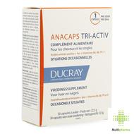 Ducray Anacaps Tri-Activ 30st