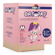 Ortopad for girls medium oogkompres 50 73222