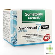 Somatoline Cosmetic Afslanking 7 nacht gel 400ml promo