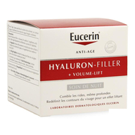 Eucerin Hyaluron Filler + Volume lift Nachtcrème 50ml