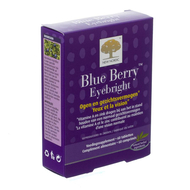 New nordic Blue berry eyebright tabletten 60st