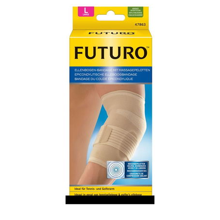 Futuro Bandage coude epicondilique chair L 47863