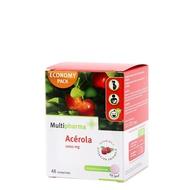 Multipharma Acerola 1000mg comprimés à croquer 48pc