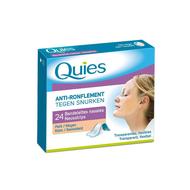 Quies neusstrips tegen snurken klein 24st