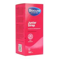 Biocure junior sirop sans sucre 180ml