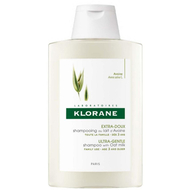 Klorane Ultramilde Shampoo met Havermelk 400ml