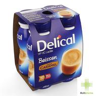 Delical Melkdrank HP HC Karamel 4x200ml