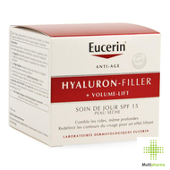 Eucerin Hyaluron Filler + Volume-Fit Dagcrème Doge Huid 50ml