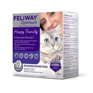 Feliway Optimum Chat kit de démarrage diffuseur + recharge 30 jours flacon 48ml