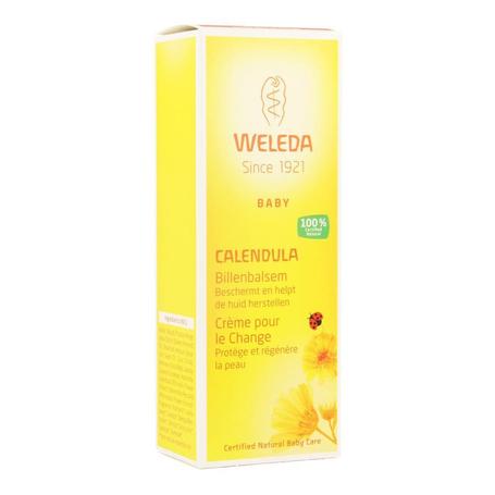 Weleda Calendula crème pour le change baby 75ml