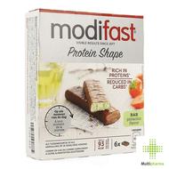 Modifast protiplus reep chocolade-pistache 162g