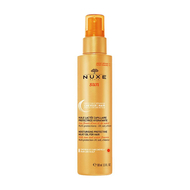 Nuxe Sun huile lactée capillaire protectrice hydratante 100ml