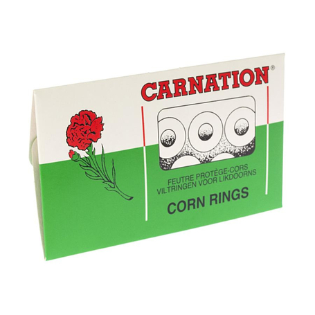 Carnation anticors corn rings 9