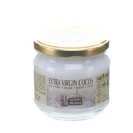 Amanprana extra virgin cocos olie 325ml