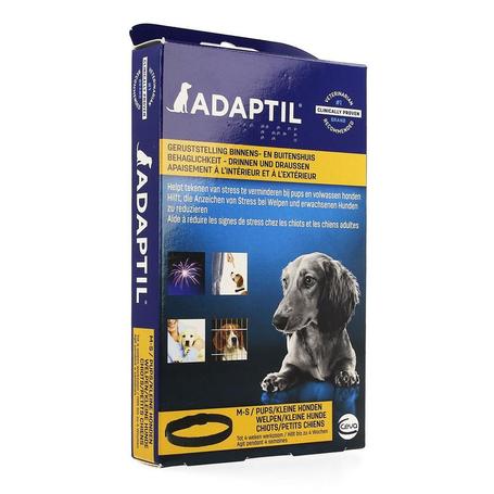 Adaptil calm halsband <37,5cm hond klein-pups