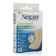 Nexcare Ultra stretch Flexible comfort Verband 6cmx10cm 10st